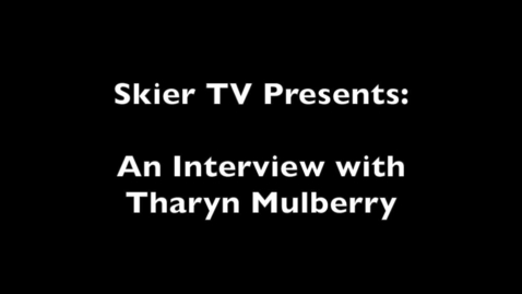 Thumbnail for entry Full Tharyn Interview