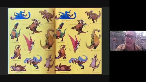 Thumbnail for entry Cómo Dicen Los Dinosaurios.8-31-2020.mp4