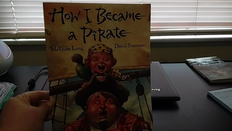 Thumbnail for entry How I Became A Pirate - Mrs. Guthrie.mp4