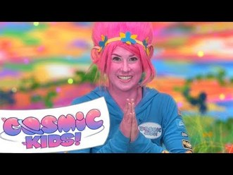 Trolls A Cosmic Kids Yoga Adventure Schooltube Safe Video Sharing And Management For K12