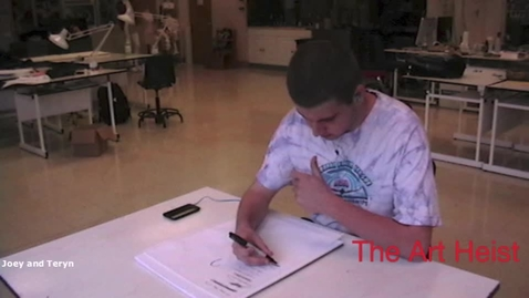 Thumbnail for entry 11_12_The Art Heist