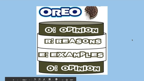 Thumbnail for entry Oreo Presentation