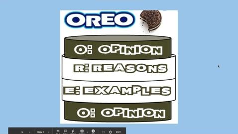 Thumbnail for entry Oreo Presentation
