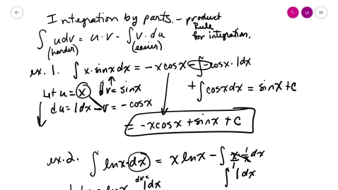 Thumbnail for entry calc 7-1 ex 1 to 4