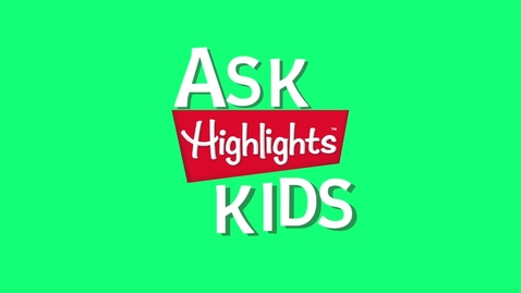 Thumbnail for entry Ask Highlights Kids: Siblings Fighting
