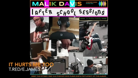 Thumbnail for entry After School Session- Malik Davis: Side 1