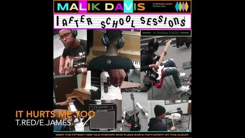 Thumbnail for entry After School Session- Malik Davis: Side 1
