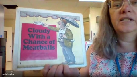 Thumbnail for entry Cloudy with a Chance of Meatballs - Mrs. Staples