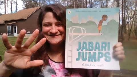 Thumbnail for entry Jabari Jumps by Gaia Cornwall