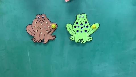 Thumbnail for entry 1st Grade ART - Friday, May 8