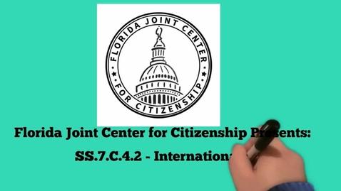 Thumbnail for entry 4.2 International Organizations
