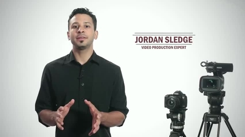 Thumbnail for entry Beginner Guide to Video Production: Framing Your Shots