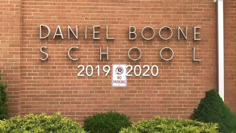 Thumbnail for entry Daniel Boone Slide Show 2019-2020