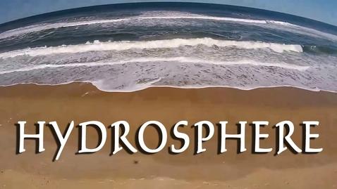 Thumbnail for entry Hydrosphere | Environmental science | Letstute