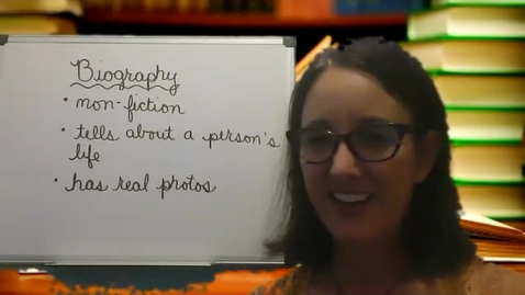 Thumbnail for entry Reading Lesson - Biographies, Greek and Latin Roots, and Problems and Solutions