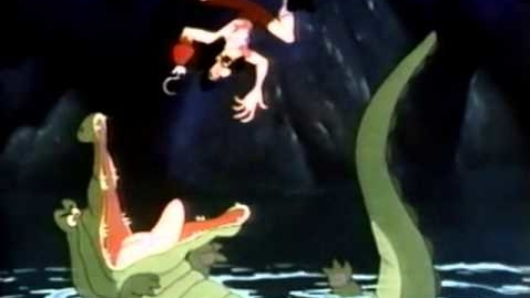 Thumbnail for entry Never Smile At A Crocodile | Peter Pan (1953)