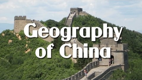 Thumbnail for entry Geography of China