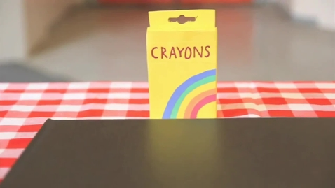 Thumbnail for entry Box of Crayons