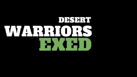 Thumbnail for entry Desert Warriors