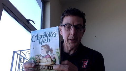 Thumbnail for entry Charlotte's Web Chapter 3