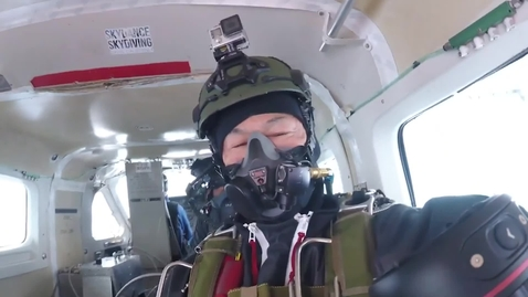 Thumbnail for entry Greatest horizontal distance parachute flight