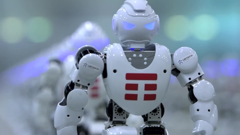 Thumbnail for entry Most robots dancing simultaneously