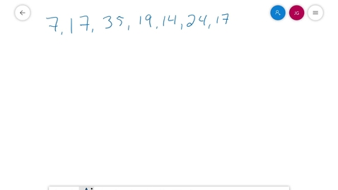 Thumbnail for entry Math 7 5 Number Summary