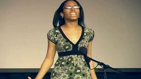 """Thumbnail for entry NC Poetry Out Loud 2010 - """"We Wear the Mask"""" by Paul Laurence Dunbar"""