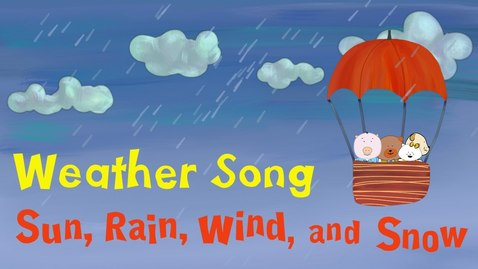 Thumbnail for entry The Singing Walrus | Weather Song