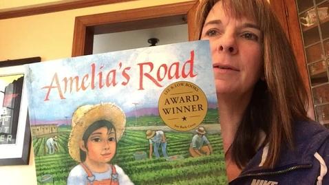 Thumbnail for entry Amelia's Road - Mrs. Martin-Baker