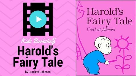 Thumbnail for entry Harold's Fairy Tale by Crockett Johnson | Animated Children's Books | Kids Bookshelf