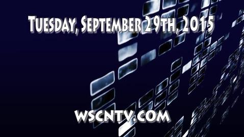 Thumbnail for entry WSCN 09.29.15