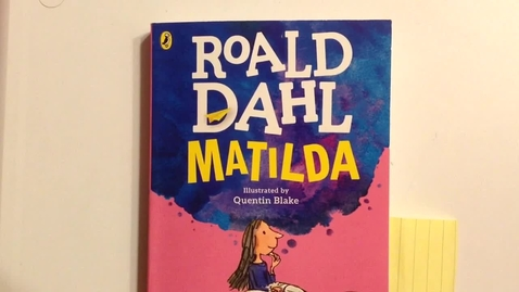Thumbnail for entry Matilda, Ch. 12 Lavender