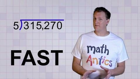 Thumbnail for entry Math Antics - Long Division