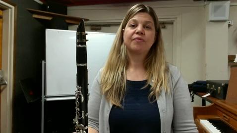 Thumbnail for entry Elem. Band Clar. 1 & Bass Clarinet