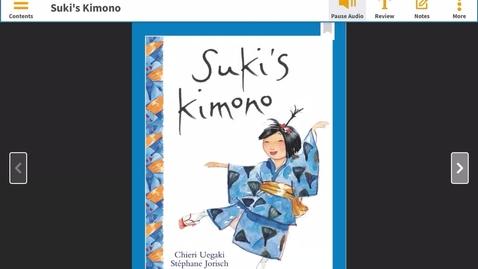 Thumbnail for entry Suki's Kimono - Read Aloud
