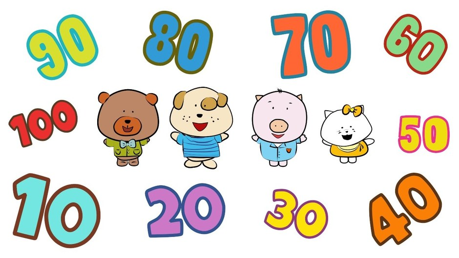 The Singing Walrus   Count by 10s - SchoolTube - K12 Video ...