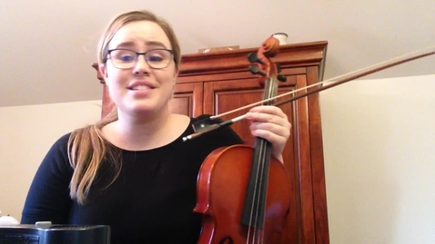 Thumbnail for entry Journey - Viola - April 23rd practice spots