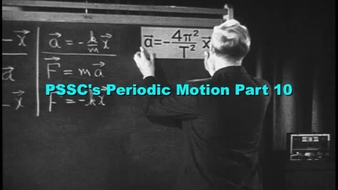 Thumbnail for entry periodic motion part 10