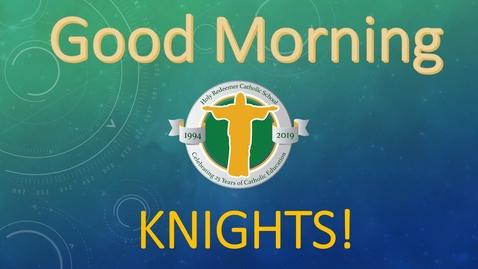 Thumbnail for entry Morning Prayer 04172020