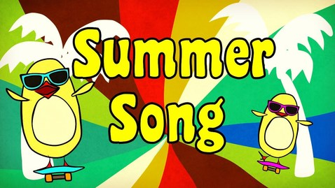 Thumbnail for entry The Singing Walrus | Summer Song