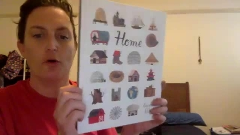 Thumbnail for entry Home by Carson Ellis