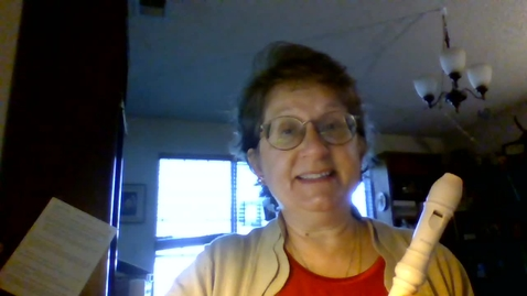 Thumbnail for entry Ave Maria - Recorder Lesson