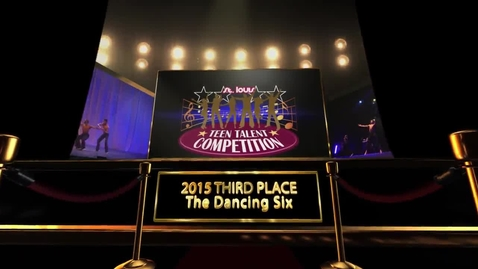 Thumbnail for entry The Dancing Six 3rd Place 2015 #STLTTC Winners