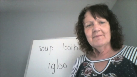 Thumbnail for entry 2nd Grade Decoding Video, Lesson 26
