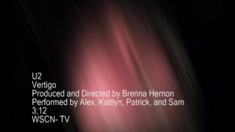 Thumbnail for entry Vertigo - A WSCN Production