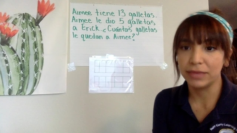 Thumbnail for entry Math mini lesson 4:15
