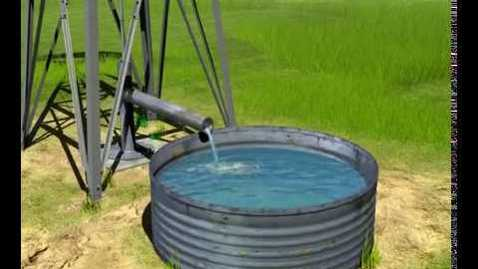 Thumbnail for entry Windmill Pumping Water