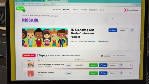 Thumbnail for entry TK-K.FlipgridTutorial