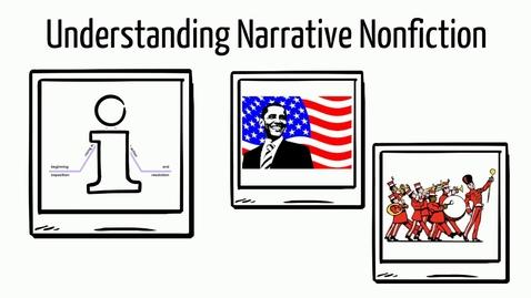Thumbnail for entry Narrative Nonfiction